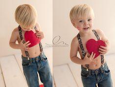 he is too cute! love his suspenders