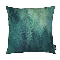 Forest In The Lake - Studio Nahili - Coussin