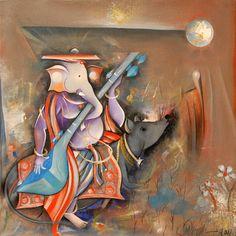 Indian art collectors   Nityam Singha Roy   Indian Art Buyers