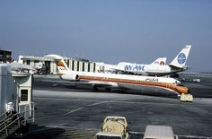 Pacific Southwest Airlines | 48042 MD-81 N934PS Pacific Southwest Airlines Los Angeles (LAX ...