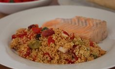 Spicy Summer Couscous
