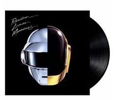 Daft Punk. Random Access Memory. Double LP.