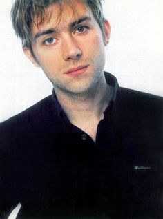 Damon from Blur. There's something...