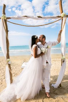 photo mariage plage republique dominicaine beach destination wedding photographer dominican republic groupes cocktail by modaliza photographe-32