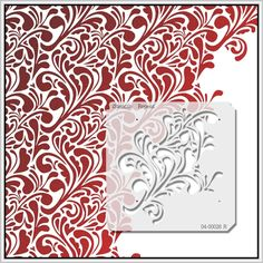 Great site for stencils. Inexpensive pricing, lots to style and size choices