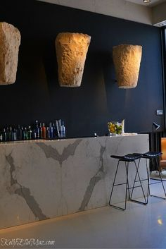 Hotel review of Caro Hotel in Valencia, Spain. Click this image to read the review, or re-pin it to your travel planning board!