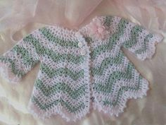 Crochet Baby Sweater | Craftsy