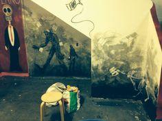 Mur Paris 75010 Octobre 2014