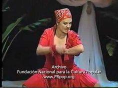 Marilyn Pupo recita Canción para dormir a un negrito - YouTube
