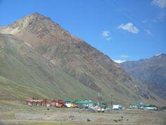 Cordillera de los Andes - Argentina