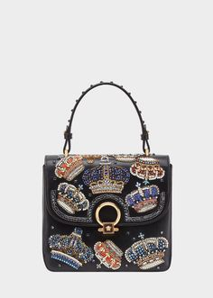 a4b9185512c4 Versace Rock  n  Royalty DV One Bag for Women