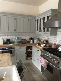 Shaker style kitchen in our Chappaqua home Shaker Style Kitchens, Shaker Kitchen, Kitchen And Bath, Kitchen Ideas, Kitchen Design, Architecture Details, Palm, House Ideas, Kitchen Cabinets
