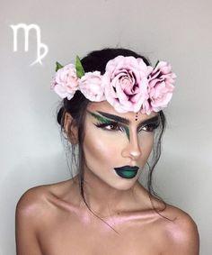 Blogueira canadense cria uma maquiagem para cada signo do zodíaco   Virgula