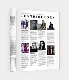 #Illustration #collage #contributorspage #phoenix #magazine #london #feature #heidiandreasen #helenmcardle #carlaguler #jasonmcglade #ryanjerome #steveturvey #nickytavilla #alexanderthompson #heidi #andreasen