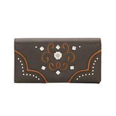 Bandana Women's Savannah Flap Wallet