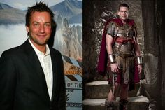 "In Addition to a Gay Character, ""Spartacus"" Also Features Out Actor Craig Parker 
