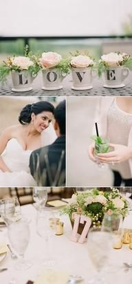 Country Chic Wedding Ideas...