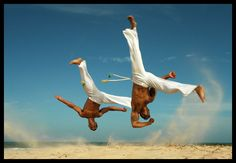 Curiosidades Sobre A Capoeira