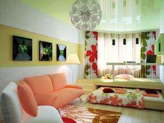 Идеи зонирования комнаты | Строительный портал