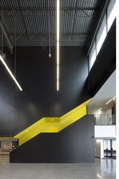 Research and Training Centre in the Construction Trades / ACDF in Architecture & Interior design