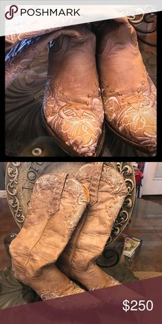 Old Gringo boots The are extremely comfortable!  Very classy with a skirt, dress and jeans. Old Gringo Shoes Heeled Boots