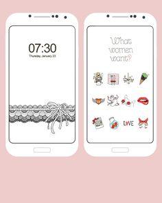 Lindas imagens para decorar seu celular ♥♥
