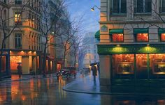 Galerie Royale Thomas, by Alexei Butirskiy