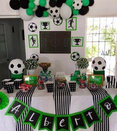 Soccer Birthday Party Ideas  98fe61d1d2c75