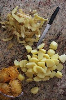 Hafif Mutfak: Patates Mantısı Vegaterian Recipes, Wonton Recipes, Tilapia Recipes, Healthy Recipes, Jackfruit Recipes, Bisque Recipe, Eggplant Recipes, Iftar, Turkish Recipes
