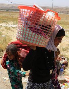 Irak: Der Marsch der Jesiden