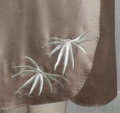 Vintage Natori Half Slip Medium Chocolate Brown by ShonnasVintage, $26.99