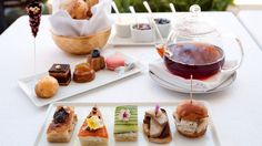 10 Posh Places for Afternoon Tea in Los Angeles