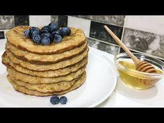 Le fac în fiecare zi, clătite fără lapte și fără făină | Olesea Slavinski - YouTube