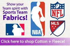 We are stocked up on Major League Soccer cottons and fleece to go with the NFL, MLB and NBA teams already in stock!
