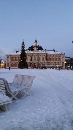 Kuopio, Suomi Finland The market place Travel List, Travel Europe, Helsinki, Alaska, Finland Travel, Lapland Finland, Christmas In The City, I Want To Travel, Habitats