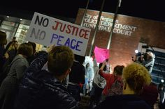 Two officers shot outside Ferguson Police Headquarters