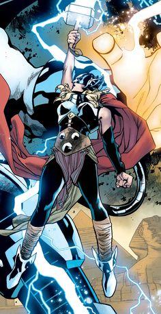 Thor by Mahmud Asrar
