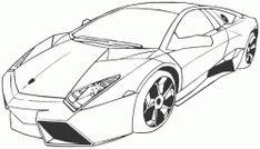 Araba Boyama Sayfasi Boyama Sayfalari Otomobil Ve Spor