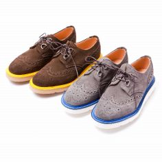 MMHGW CREEPER SHOES | Heather Grey Wall ONLINE store