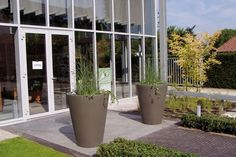 Welcome - Olla @ entrance - www. Flower Pots, Entrance, Plants, Design, Flower Vases, Plant Pots, Entryway, Door Entry