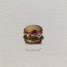 Postcards for Ants: Miniature Watercolor Paintings by Lorraine Loots, 2014