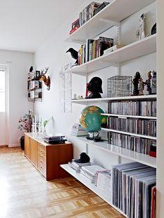 Industrial Wall Bookshelves (1)