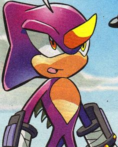 """14: """"I am sorry, but I can't do that just yet."""" espio said. Shadow came up to them. Maria shied away. """"Who are you?"""" Espio asked gently.  """"I- i-"""" """"Scourge said her name was Maria."""" Shadow told him. Espio looked at Shadow. """"Maria?"""" Shadow nodded. """"Why was she with Scourge?"""" """"I'm his girlfriend!"""" Maria snapped"""