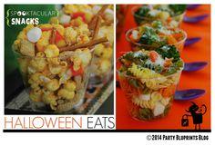 Halloween Eats – 2 Recipes for Non-Candy Snacks!