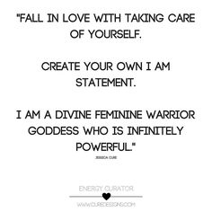 Who are you? What is your I AM statement? Now love every bit of yourself. #selflove #iam #sisterhood