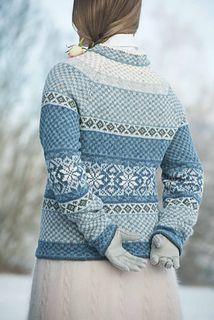 Ravelry: Frosty Rose/ Frostrosa pattern by Karihdesign Kari Hestnes Poncho Sweater, Men Sweater, Fair Isle Knitting, Knitting Designs, Mittens, Winter Outfits, Knitting Patterns, Knit Crochet, Vest