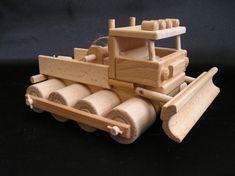 EU handmade strong and durable cool toys for boys. Wooden Toy Cars, Wooden Truck, Wooden Pallets, Cool Toys For Boys, Kids Toys, Wooden Gifts, Wooden Diy, Projects For Kids, Wood Projects