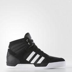 35368e5d3c6c22 BBNEO Raleigh Shoes - Black Adidas Men