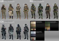 17 Best BF4 Concept Art images in 2016 | Concept art, Battlefield 4