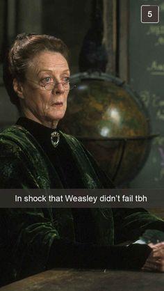25 Snapchats From Hogwarts Professors